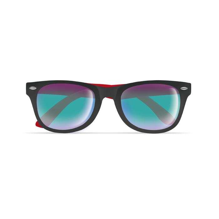 Bicoloured sunglasses          MO9034-05