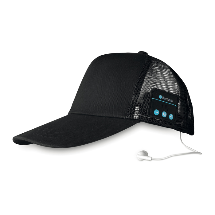 Bluetooth cap with earphones   MO9081-03
