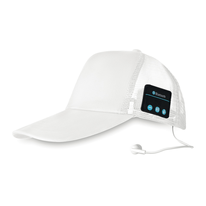 Bluetooth cap with earphones   MO9081-06